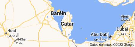 Location of Catar