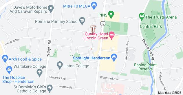 Location of Stephen Avenue