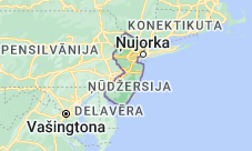 Location of Ņūdžersija