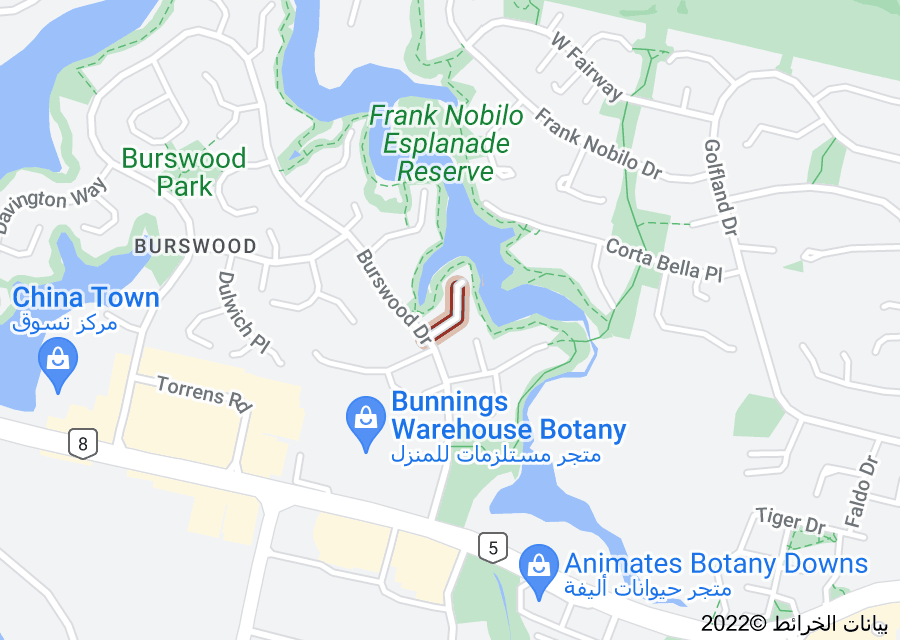 Location of Nedlands Place