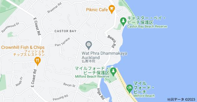 Location of マラマ・ストリート