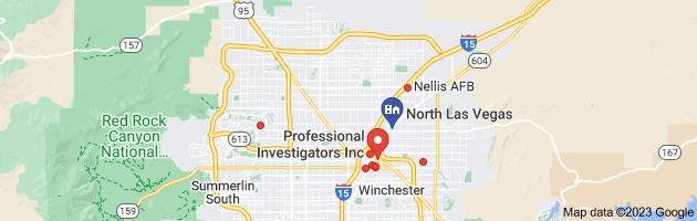 North Las Vegas, NV private investigators