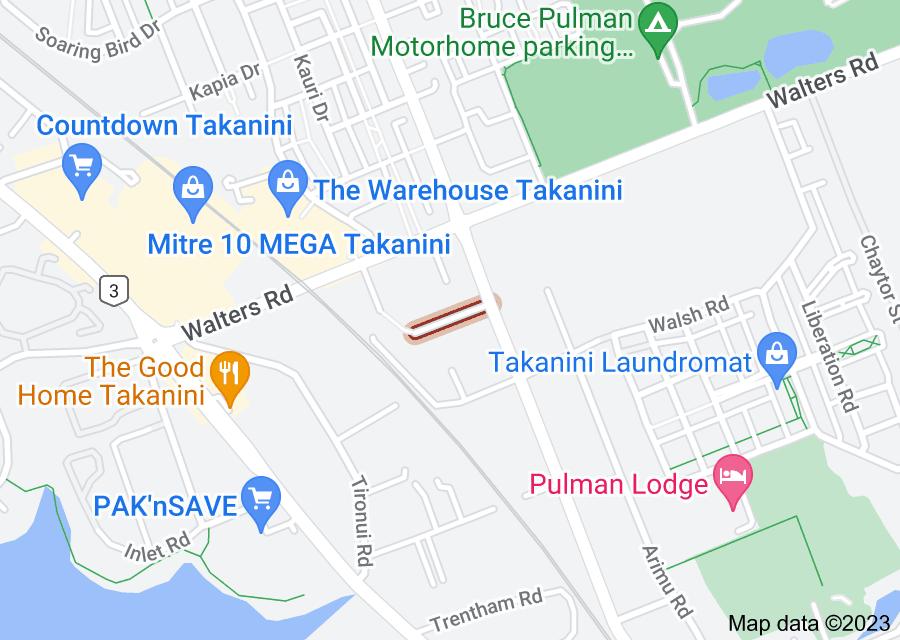 Location of Glenburn Place