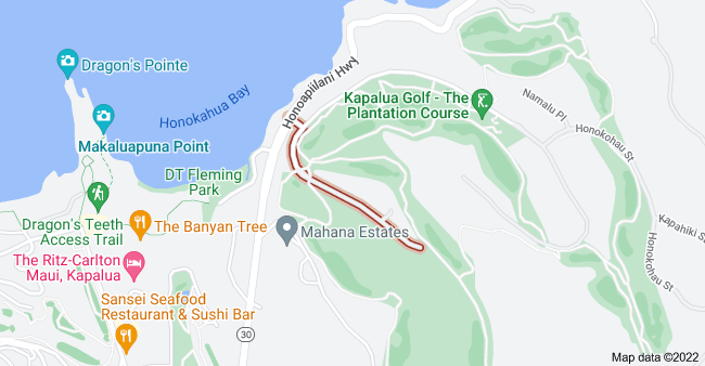 Map of Plantation Estates Dr, Hawaii 96761