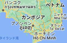 カンボジアの地図