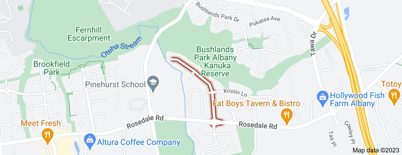 Location of Clemow's Lane