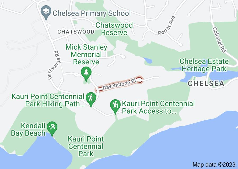 Location of Ravenstone Place