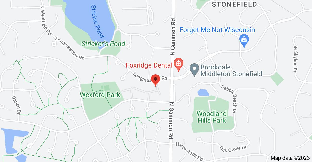 Map of 26 Quail Ridge Dr, Madison, WI 53717