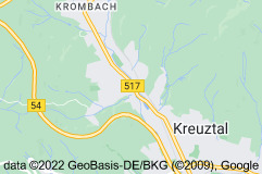 Location of Eichen