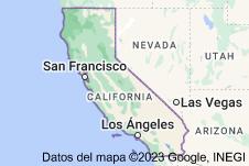 Location of California