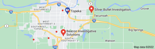 Topeka, KS private investigators