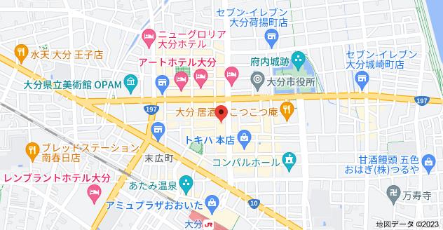 ラーメン浅野3号の地図