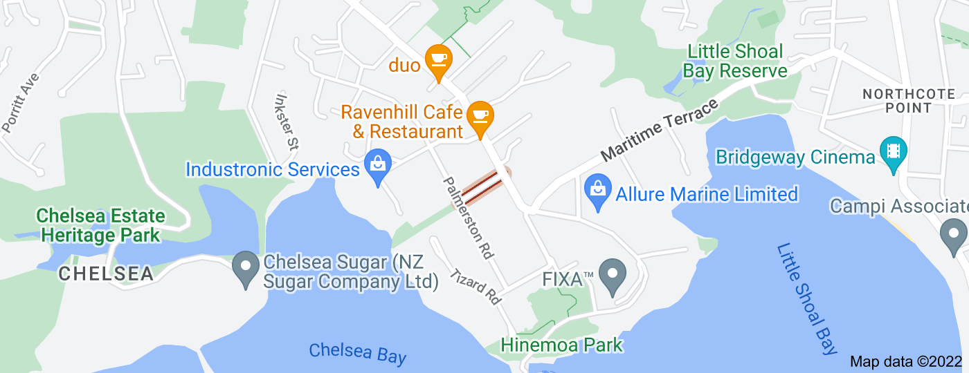 Location of Brassey Road