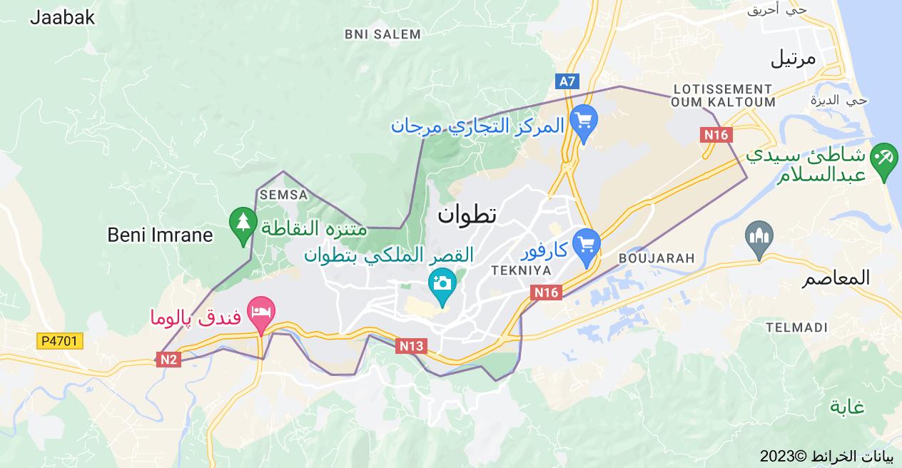 صور من أنحاء مدينة تطوان بالمملكة المغربيّة data=lfFtZ0_vd_LkoV8