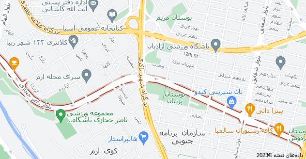 اجاره آپارتمان مبله در بلوار فردوس غربی تهران