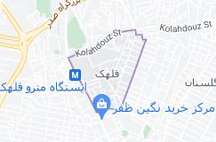 اجاره روزانه خانه مبله در قلهک تهران