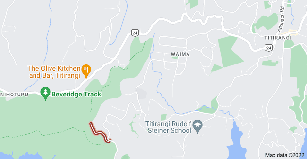 Location of Exhibition Drive
