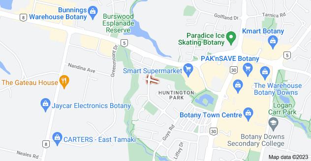 Location of Saidia Place