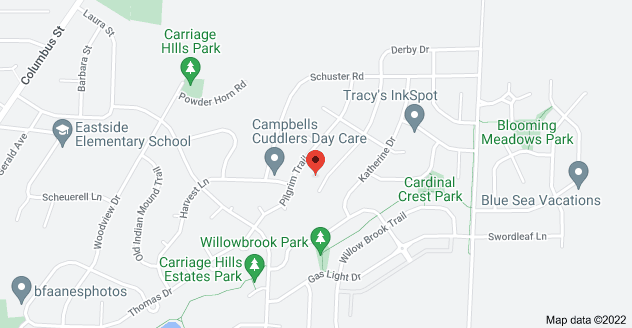 Map of 720 Derby Dr, Sun Prairie, WI 53590
