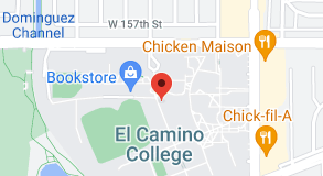 Map of El Camino College