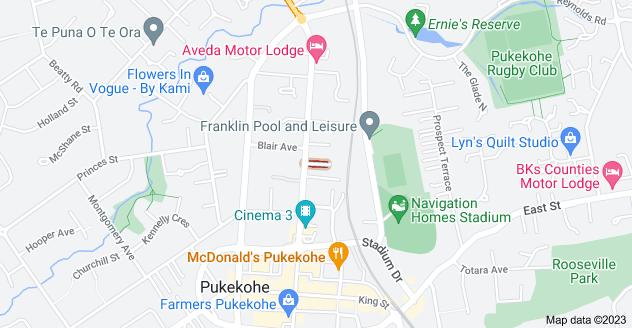 Location of Stembridge Avenue