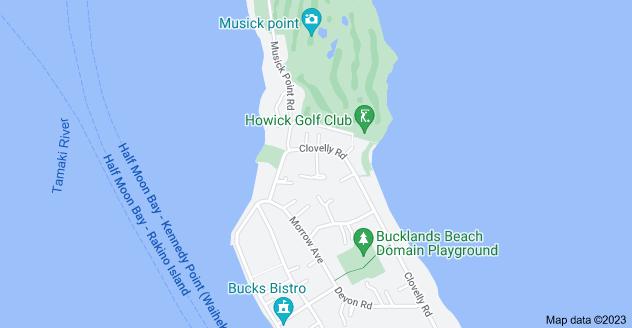 Location of Markham Place