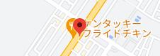 芳来軒の地図