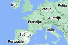 Location of Francija