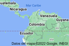 Location of Colombia