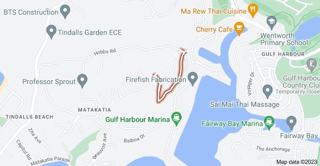 Location of Laguna Place