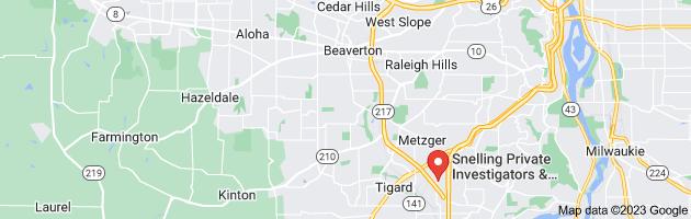 Hillsboro, OR private investigators