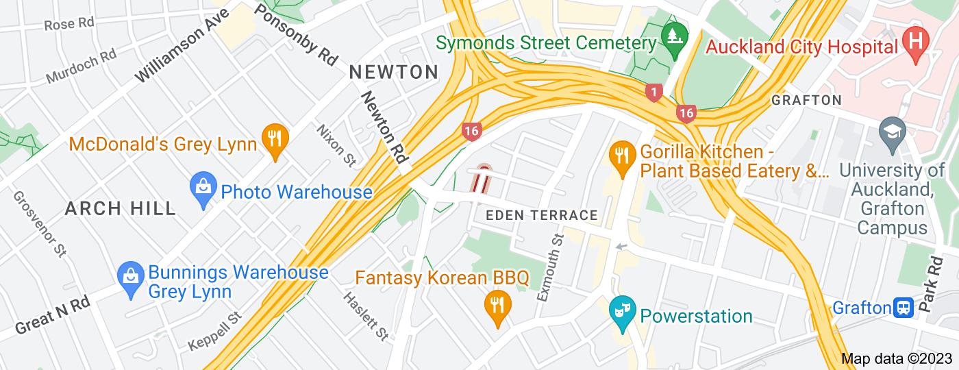 Location of Cargill Street