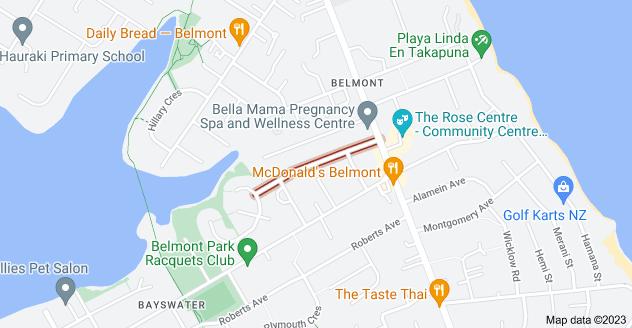 Location of Egremont Street