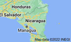 Location of Nicaragua