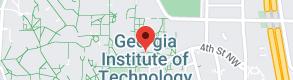 Mappa di: Georgia Institute of Technology