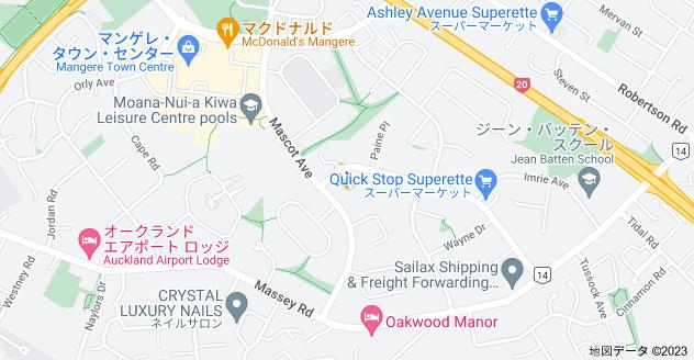 Location of ニービス・プレイス
