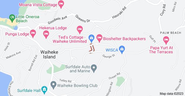 Location of Short Street