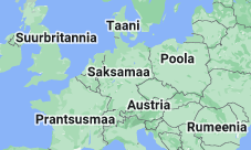 Location of Saksamaa