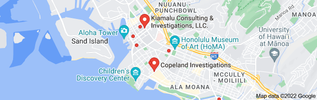 Hawaii private investigators