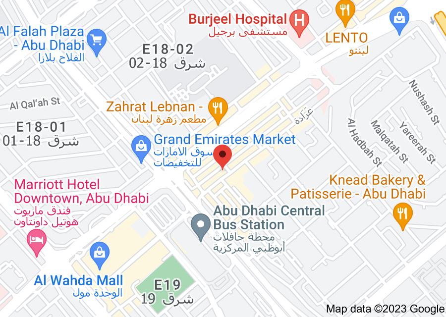 Location of Al Diera Constructions L.L.C