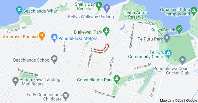 Location of Araminta Place