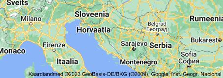Location of Horvaatia