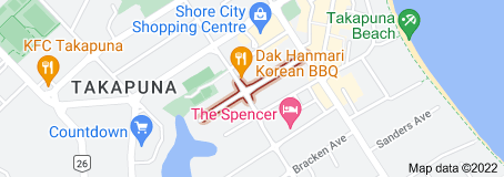Location of Huron Street
