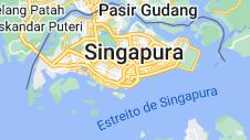 Location of Singapura