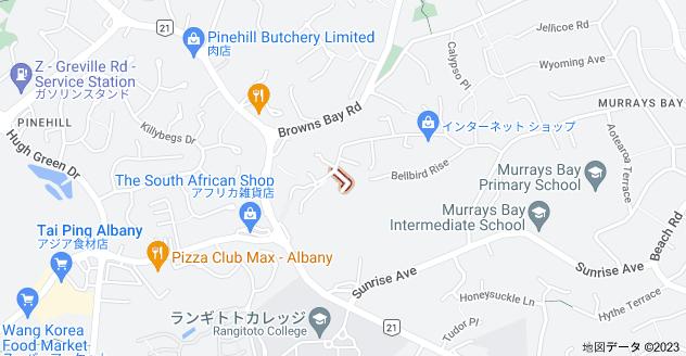 Location of ローゼラ・プレイス