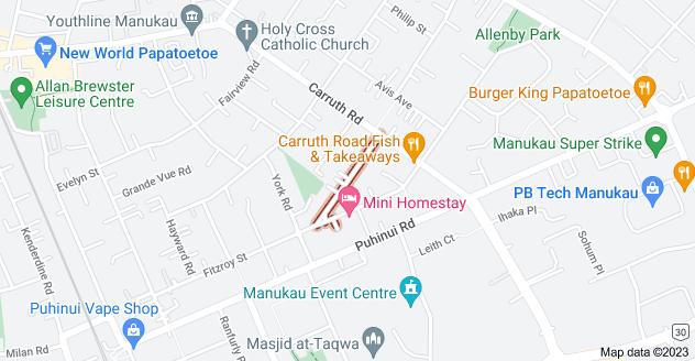 Location of King Street