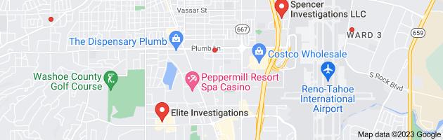 Reno, NV private investigators