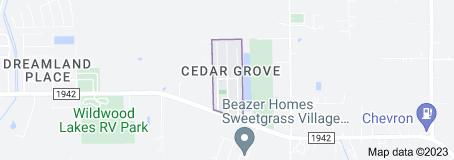 """""""Cedar"""