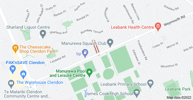 Location of Minton Place