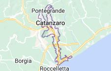 Mappa di: Catanzaro